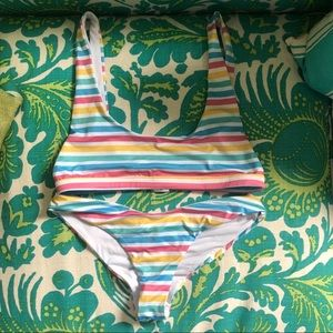 Beach Riot Bikini Size Medium
